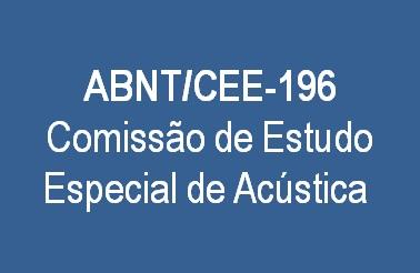 4ª Reunião 2021 ABNT CEE-196 – Comissão de Estudo Especial de Acústica