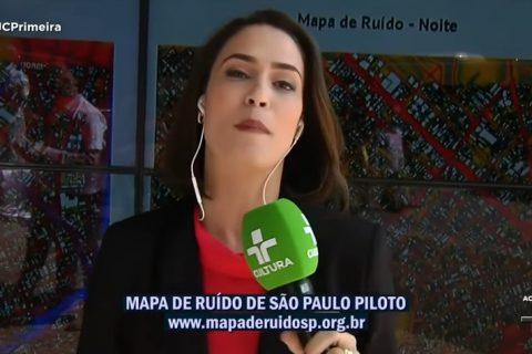 Dia Internacional da Conscientização sobre o ruído tem lançamento do Mapa de Ruído de São Paulo